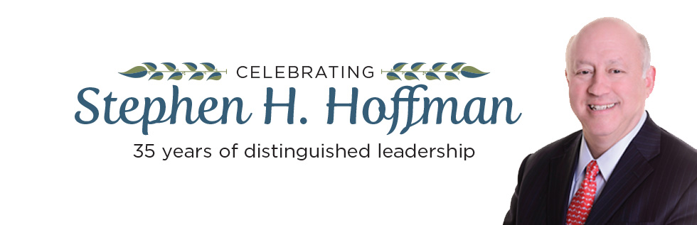 Celebrating Stephen H. Hoffman