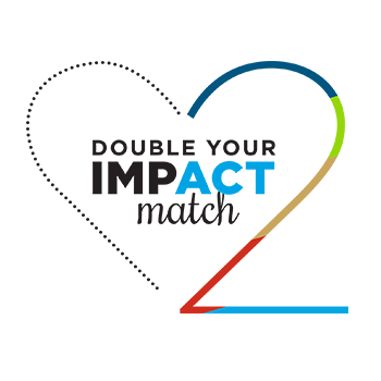 Announcing Double Your Impact Match