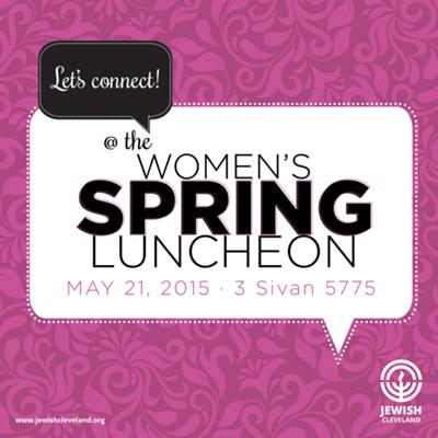 Women's Spring Luncheon