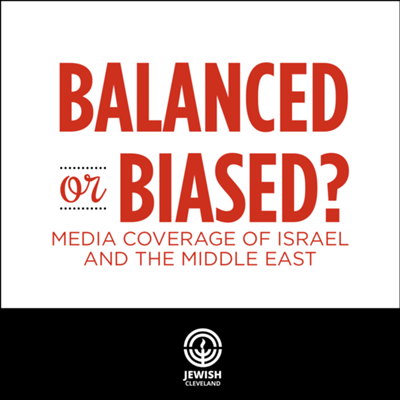 Media Coverage of Israel, Middle East