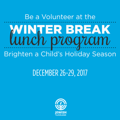 Winter Break Lunch Program