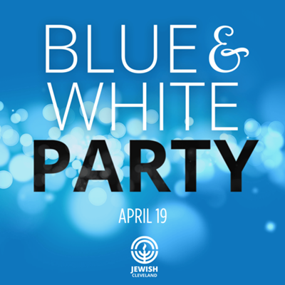 Blue & White Party