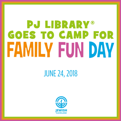 PJ Library Goes Camp