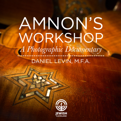 Open House: Amnon's Workshop, 11/8