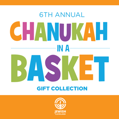 Chanukah in a Basket