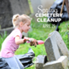 Annual Spring Cemetery Cleanup