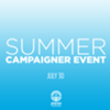 Summer Campaigner Event