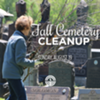 Annual Fall Cemetery Cleanup
