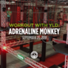 Workout with YLD at Adrenaline Monkey