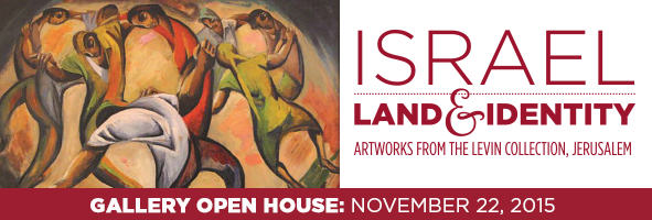 Land and Identity Open House Banner