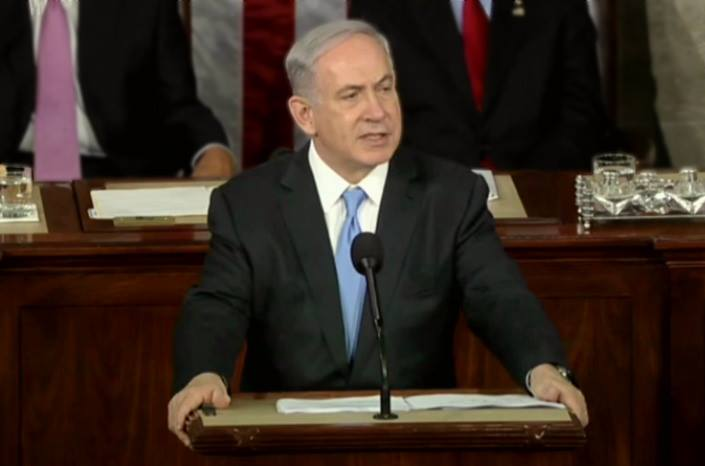 Israeli PM's Address to Congress