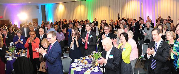 112th Annual Meeting Inspires