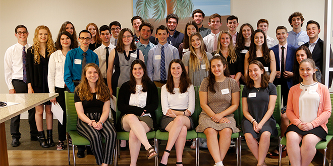 Jewish Teens Grant $44,000 for Community Needs
