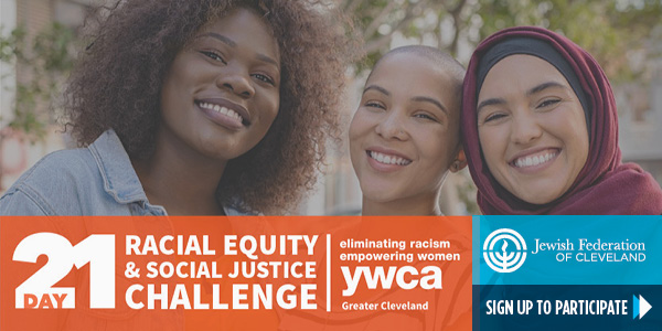 Take the 21 Day Racial Equity & Social Justice Challenge