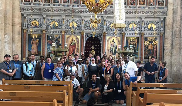 Travel Blog: 2019 Adler Civic Leaders Mission to Israel