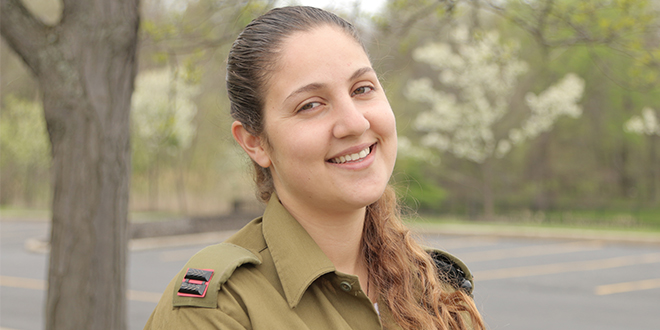 From At-Risk Youth to IDF Officer