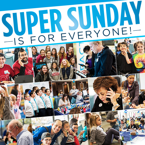 Super Sunday is for Everyone!