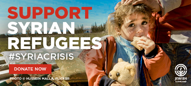 Jewish Response to the Syrian Refugee Crisis