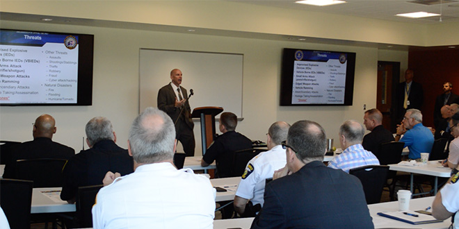 Annual Meeting Examines Safety Practices, Introduces New Technology
