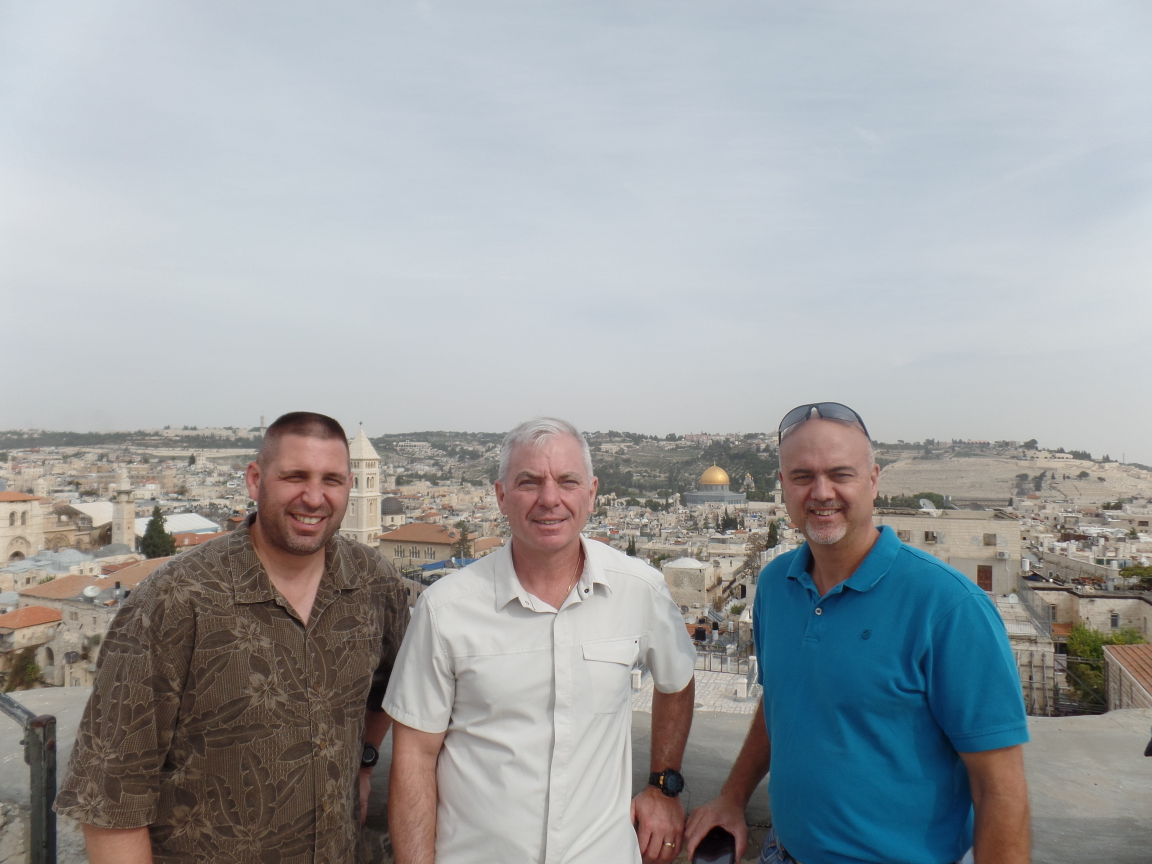 Security Mission to Israel