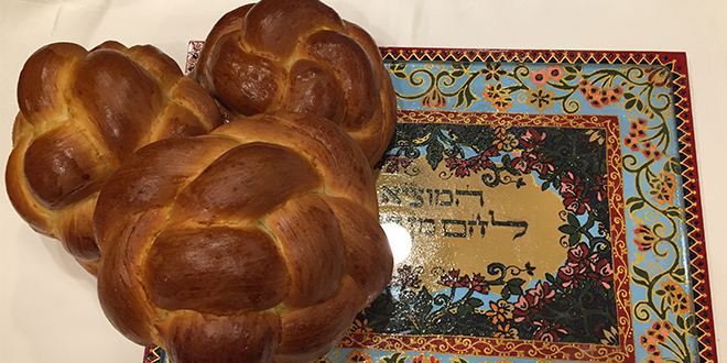 Celebrate Community at the Challah Bake