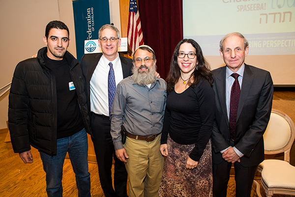 CRC Brings Neighbors Together to Discuss the Israeli-Palestinian Relationship