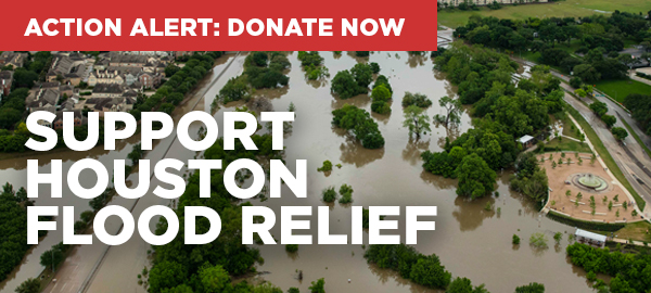 Support Houston Flood Relief