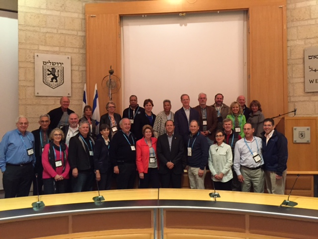 Israel Bonds Mission Reflections