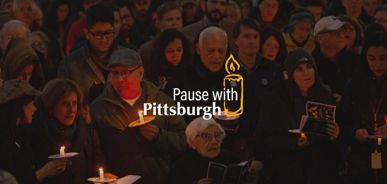 Jewish Community Marks One Year Since the Pittsburgh Attack