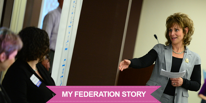 My Federation Story: Together, We Can