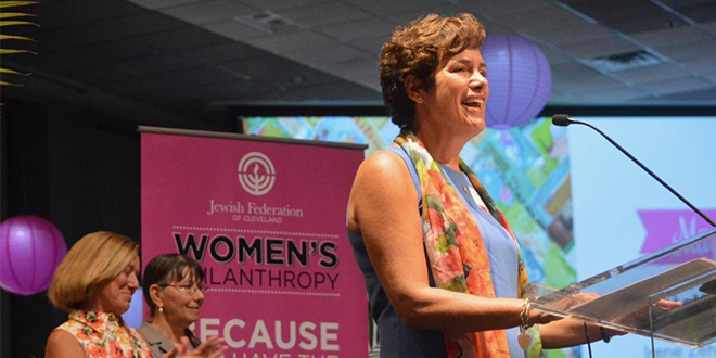 Federation Women's Philanthropy Luncheon Draws 450