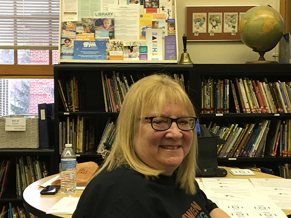 Volunteer of the Month: Karen Brooker