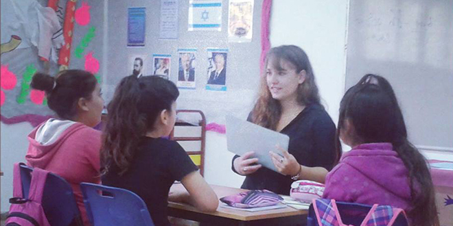 A Day in the Life of a Masa Israel Teaching Fellow