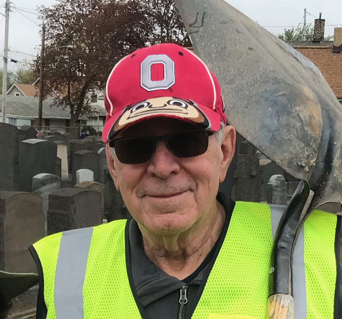 Volunteer of the Month: Meet Maury Greenstein
