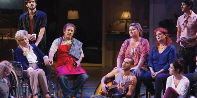 On the Grill' Serves Conflict at Israeli Party at Dobama Theatre