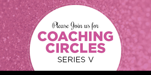 Apply for Coaching Circles: Series V