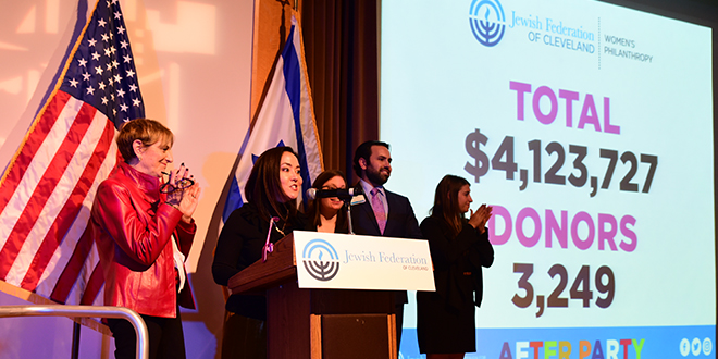 Women Raise $4.1M in 2018 Campaign for Jewish Needs