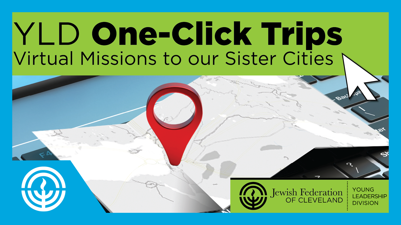 WATCH: YLD One-Click Trip - Women Changemakers in the Arab Community in Israel