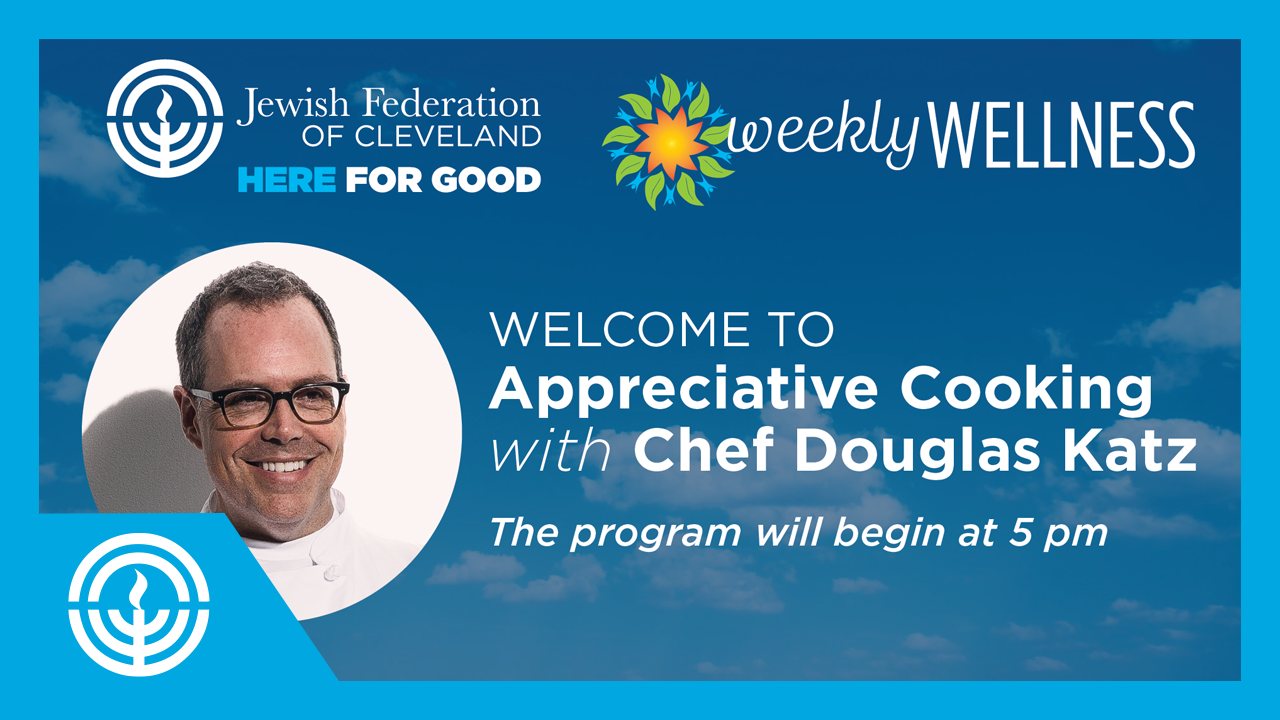 WATCH: Appreciative Cooking with Chef Douglas Katz