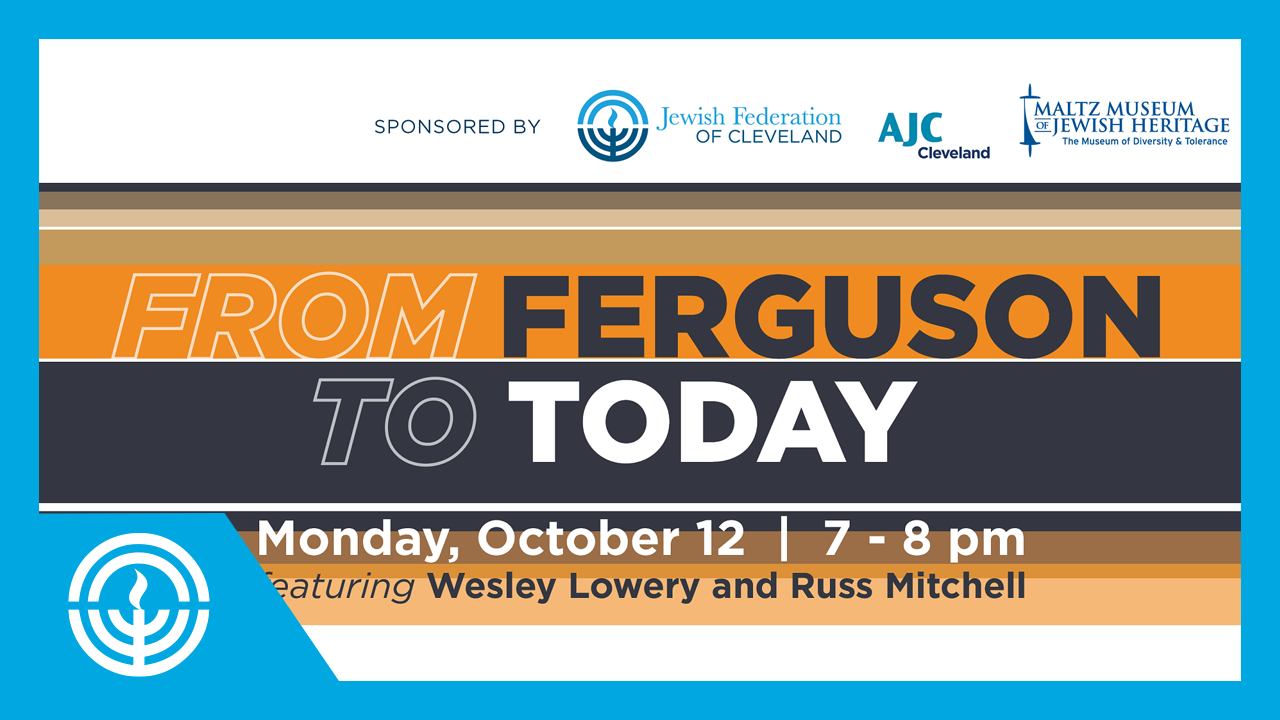 WATCH: From Ferguson to Today: A Webinar on Systemic Racism