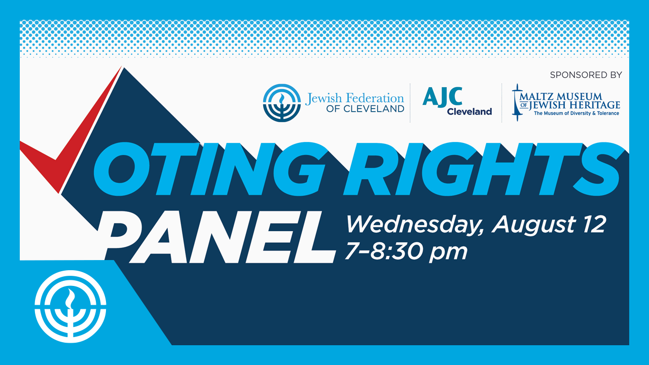WATCH: Voting Rights Panel