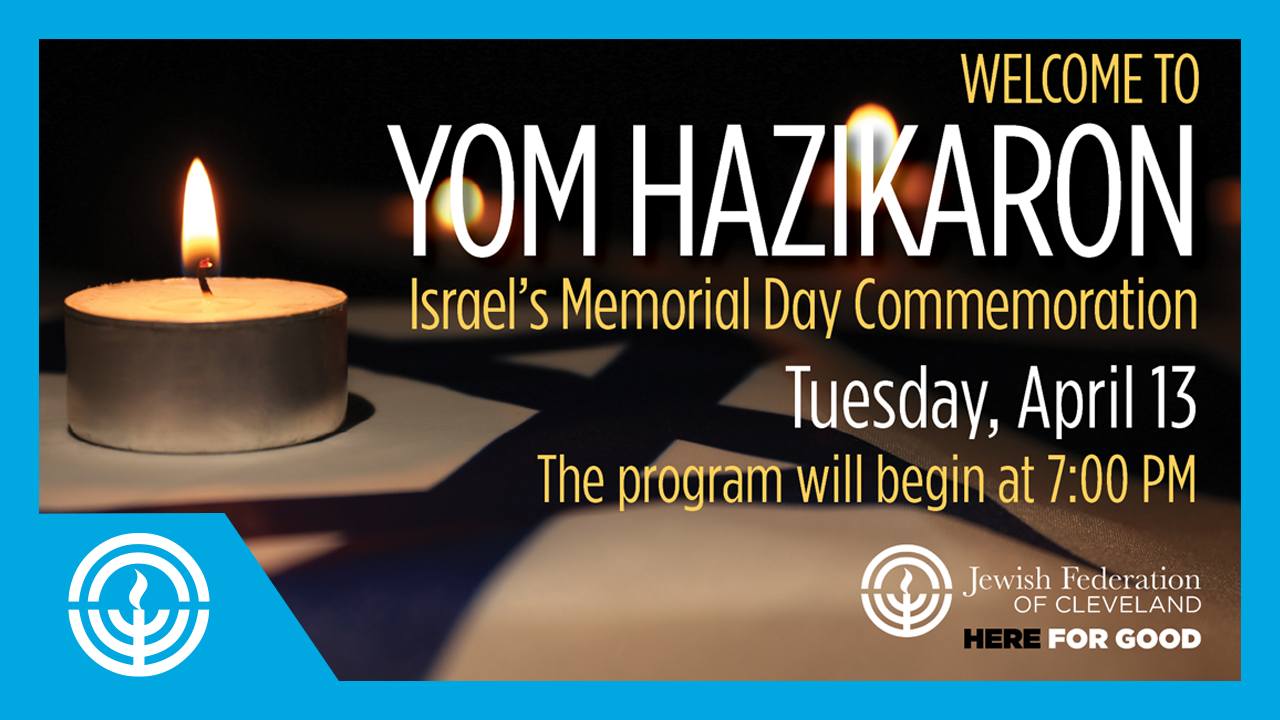 WATCH: Yom Hazikaron, Israel's Memorial Day