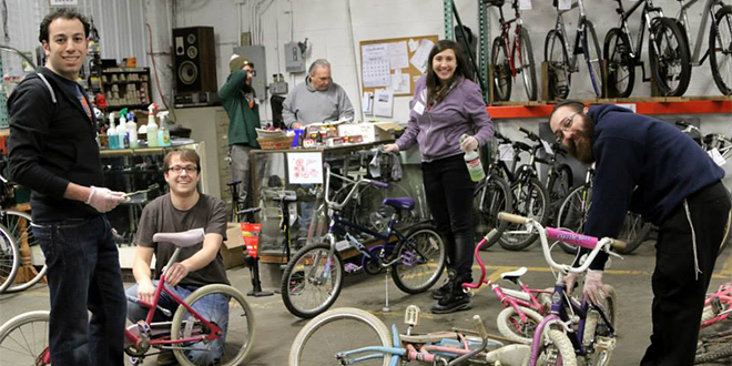 YLDay of Caring: Bikes and Brews