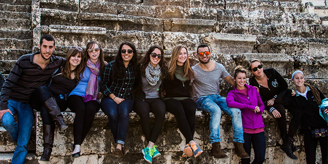 Winter 2013 Birthright Trip