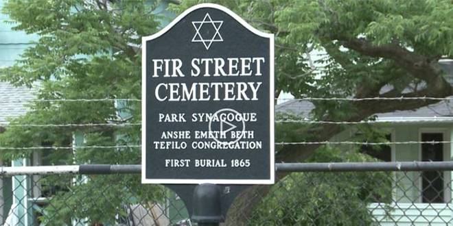 Watch: Jewish Cemetery Could Become Official Cleveland Landmark