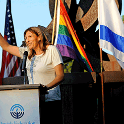 Cleveland Welcomes the Israeli Delegation to the 2014 Gay Games