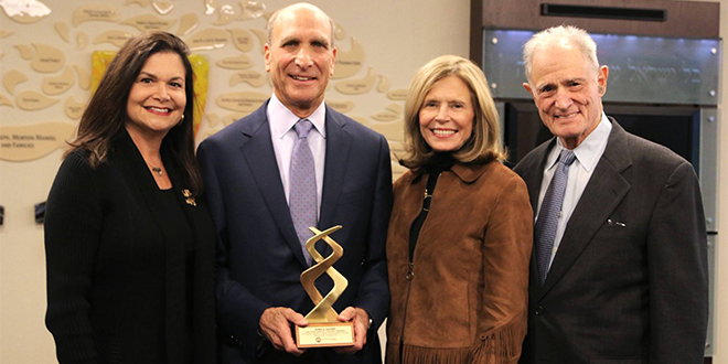 Ratner Receives Gries Award