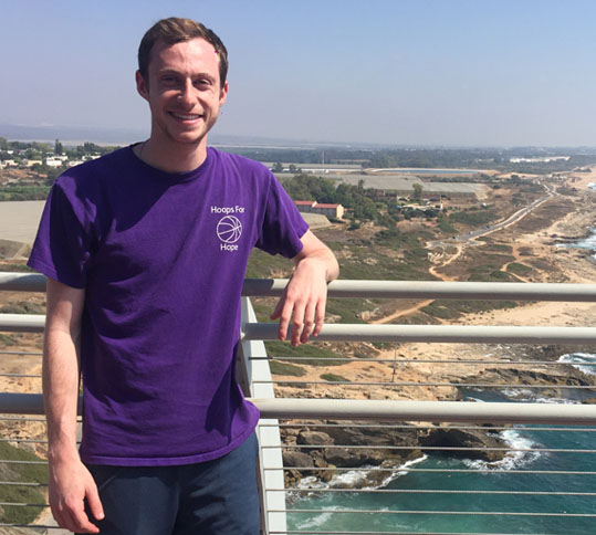 Meet David: Internship Spotlight