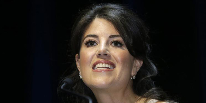 Lewinsky Discusses Cyber Bullying; Cohen Receives Bass Award