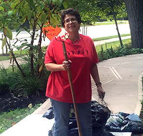 Volunteer of the Month: Sheila Allenick